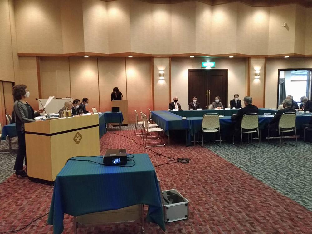2020-21年度 第2回南区会員増強連絡協議会